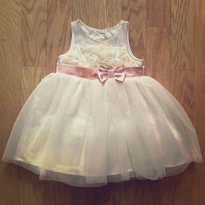 Cherokee Cream Dress
